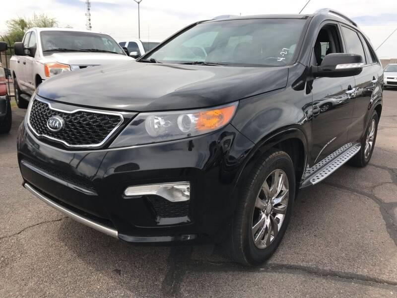 2013 Kia Sorento for sale at Town and Country Motors in Mesa AZ