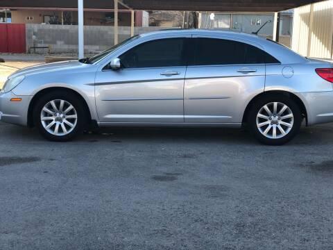 2010 Chrysler Sebring for sale at Kann Enterprises Inc. in Lovington NM