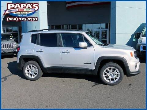 2021 Jeep Renegade for sale at Papas Chrysler Dodge Jeep Ram in New Britain CT