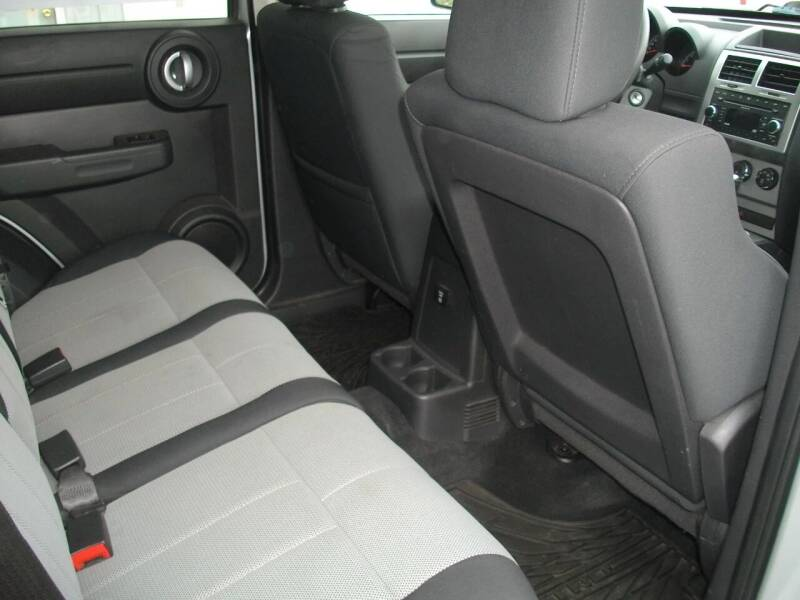 2008 Dodge Nitro SXT 4dr SUV 4WD - Castleton VT