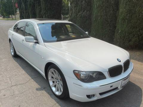2006 BMW 7 Series for sale at River City Auto Sales Inc in West Sacramento CA
