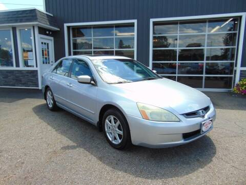 2004 Honda Accord for sale at Akron Auto Sales in Akron OH
