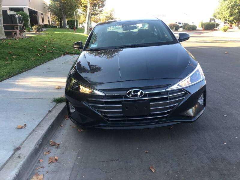 2020 Hyundai Elantra for sale at Faith Auto Sales in Temecula CA