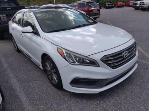 2016 Hyundai Sonata for sale at Hickory Used Car Superstore in Hickory NC