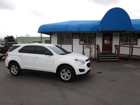 2016 Chevrolet Equinox for sale at Jim's Cars by Priced-Rite Auto Sales in Missoula MT
