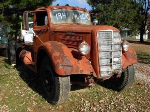 1941 Mack EHT for sale at Classic Car Deals in Cadillac MI
