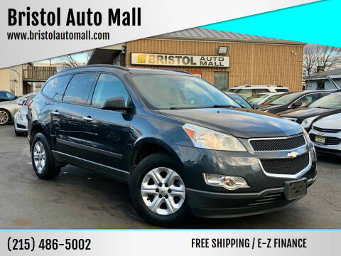 2011 Chevrolet Traverse for sale at Bristol Auto Mall in Levittown PA