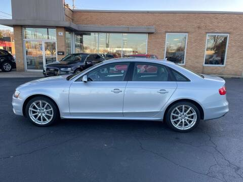 2014 Audi A4 for sale at Auto Sport INC in Grand Rapids MI