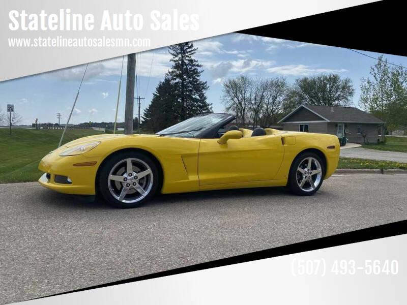 2006 Chevrolet Corvette for sale in Mabel, MN