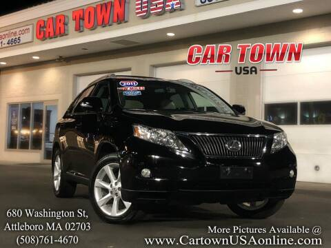 2011 Lexus RX 350 for sale at Car Town USA in Attleboro MA