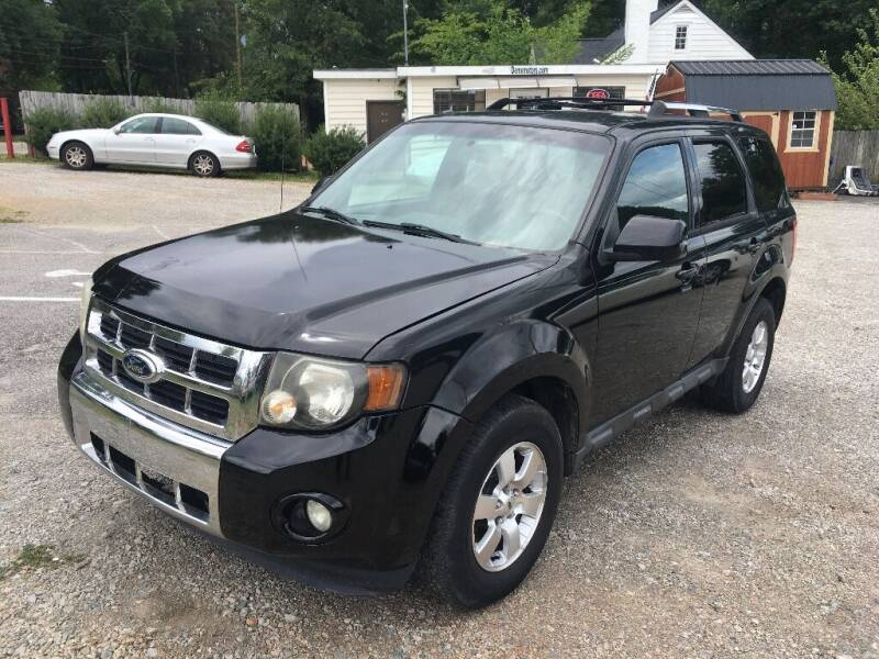2010 Ford Escape for sale at Deme Motors in Raleigh NC