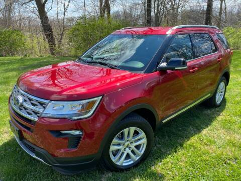 2018 Ford Explorer for sale at Kenny Vice Ford Sales Inc - USED Vehicle Inventory in Ladoga IN