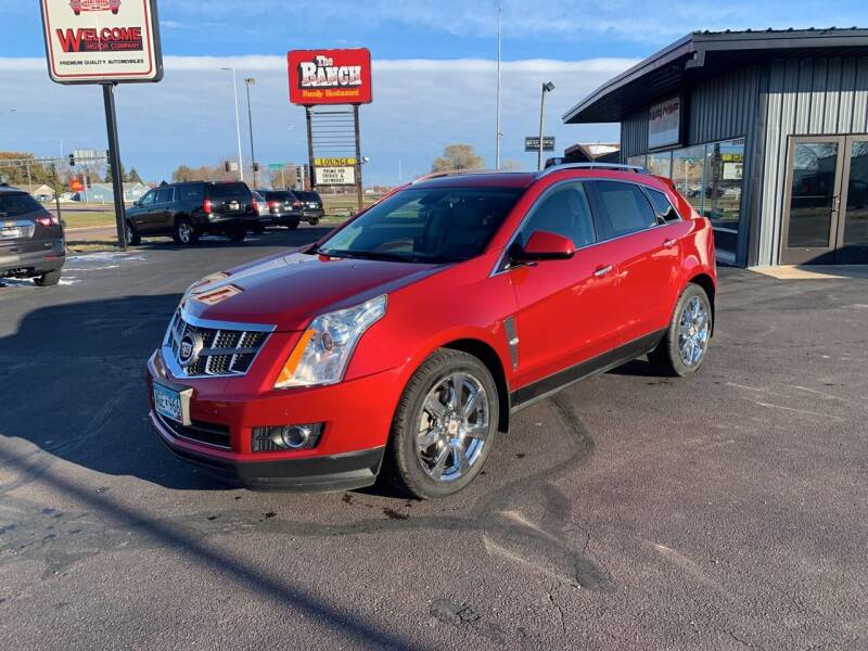 2012 Cadillac SRX for sale at Welcome Motor Co in Fairmont MN