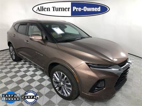 2019 Chevrolet Blazer for sale at Allen Turner Hyundai in Pensacola FL