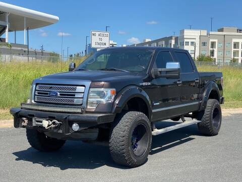 2014 Ford F-150 for sale at EA Motorgroup in Austin TX