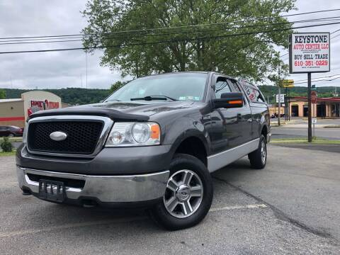 2007 Ford F-150 for sale at Keystone Auto Center LLC in Allentown PA