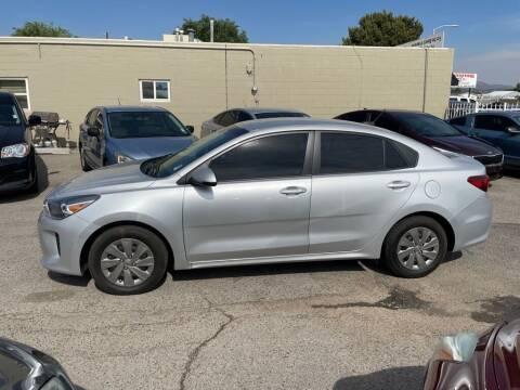2019 Kia Rio for sale at Top Gun Auto Sales, LLC in Albuquerque NM