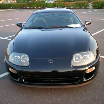 1997 Toyota Supra for sale at Polonia Auto Sales and Service in Hyde Park MA