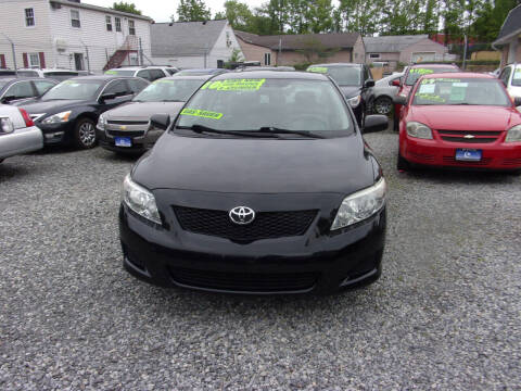 2010 Toyota Corolla for sale at Balic Autos Inc in Lanham MD