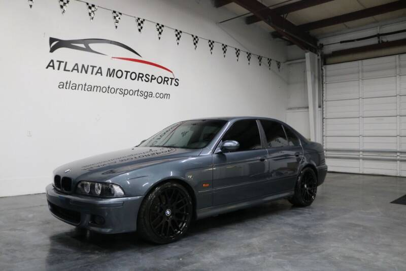2000 BMW 5 Series for sale at Atlanta Motorsports in Roswell GA