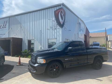 2005 Dodge Ram Pickup 1500 SRT-10 for sale at Barrett Auto Gallery in San Juan TX