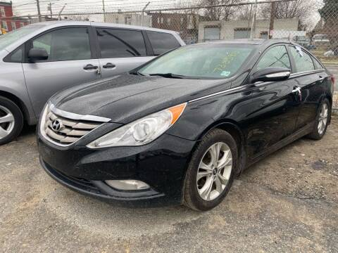 2012 Hyundai Sonata for sale at Philadelphia Public Auto Auction in Philadelphia PA