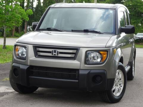 2007 Honda Element for sale at Deal Maker of Gainesville in Gainesville FL