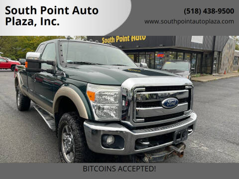 2011 Ford F-250 Super Duty for sale at South Point Auto Plaza, Inc. in Albany NY