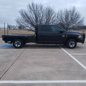 2010 Dodge Ram Pickup 2500 for sale at MANGUM AUTO SALES in Duncan OK