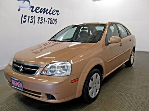 2008 Suzuki Forenza for sale at Premier Automotive Group in Milford OH