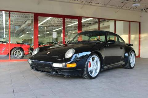 1997 Porsche 911 for sale at Limitless Garage Inc. in Rockville MD