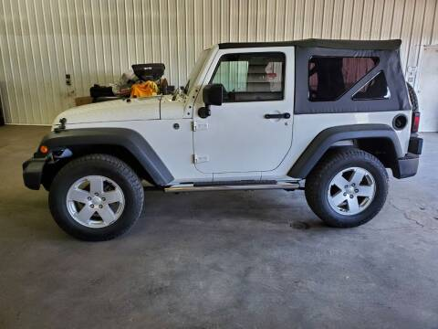 2012 Jeep Wrangler for sale at Grace Motors in Evansville IN