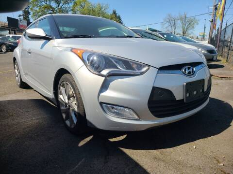 2017 Hyundai Veloster for sale at Universal Auto Sales in Salem OR