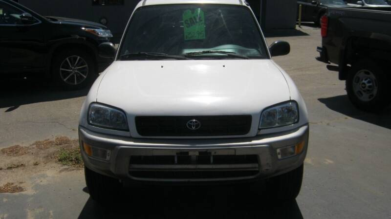 1998 Toyota RAV4 for sale at SOUTHERN AUTO GROUP, LLC in Grand Rapids MI