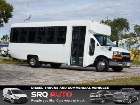 2013 Chevrolet Express Cutaway for sale at SRQ Auto LLC in Bradenton FL