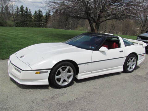 1988 Chevrolet Corvette for sale at Hutchys Auto Sales & Service in Loyalhanna PA