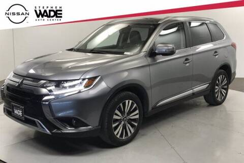 2019 Mitsubishi Outlander for sale at Stephen Wade Pre-Owned Supercenter in Saint George UT
