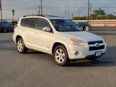2010 Toyota RAV4 for sale at Mid Valley Motors in La Feria TX