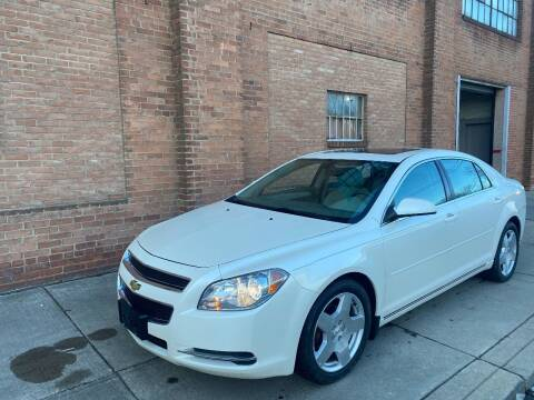 2010 Chevrolet Malibu for sale at Domestic Travels Auto Sales in Cleveland OH