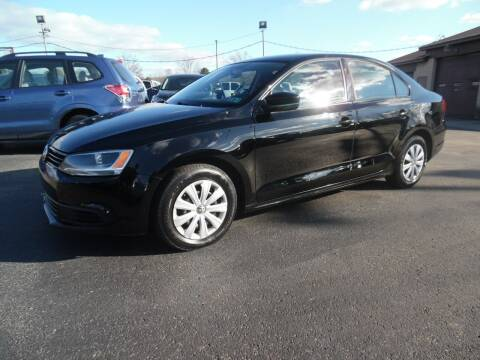 2013 Volkswagen Jetta for sale at GEORGE'S TRADING POST in Scottdale PA