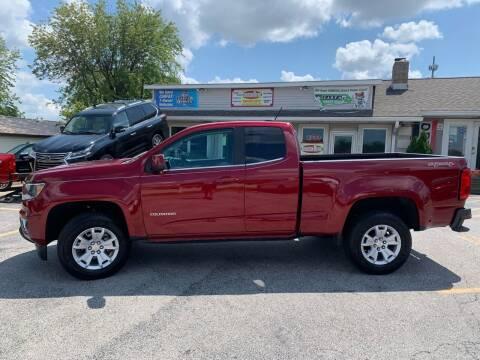 2018 Chevrolet Colorado for sale at Revolution Motors LLC in Wentzville MO