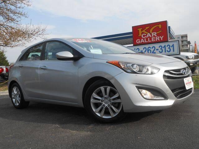 2014 Hyundai Elantra GT for sale at KC Car Gallery in Kansas City KS