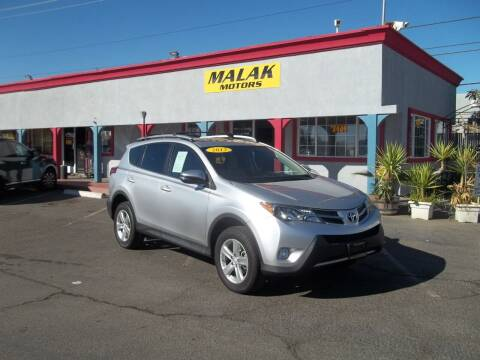 2013 Toyota RAV4 for sale at Atayas Motors INC #1 in Sacramento CA