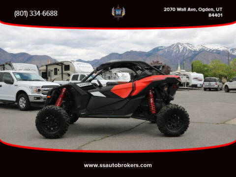 2020 Can-Am MAVERICK for sale at S S Auto Brokers in Ogden UT