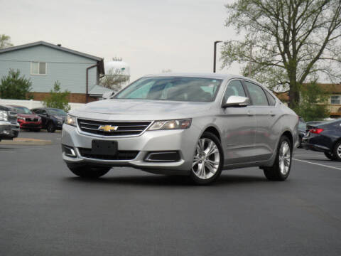 2015 Chevrolet Impala for sale at Jack Schmitt Chevrolet Wood River in Wood River IL