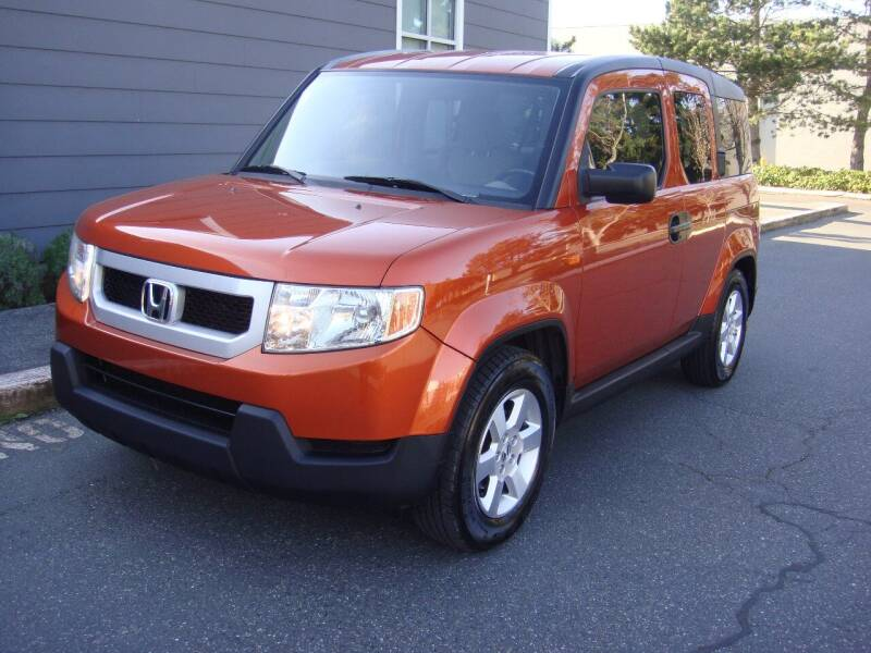 2010 Honda Element for sale at Western Auto Brokers in Lynnwood WA