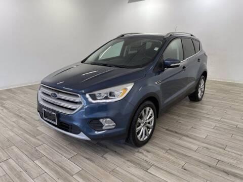 2018 Ford Escape for sale at TRAVERS GMT AUTO SALES - Traver GMT Auto Sales West in O Fallon MO