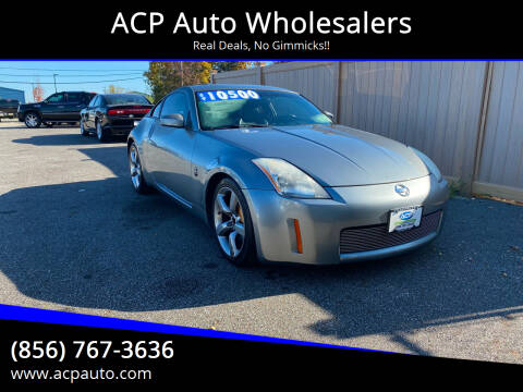 2005 Nissan 350Z for sale at ACP Auto Wholesalers in Berlin NJ