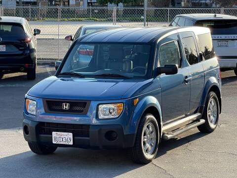 2006 Honda Element for sale at Z Carz Inc. in San Carlos CA