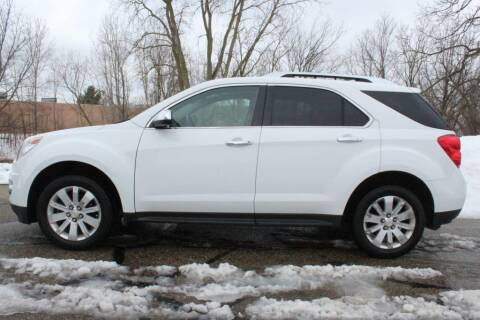 2010 Chevrolet Equinox for sale at S & L Auto Sales in Grand Rapids MI